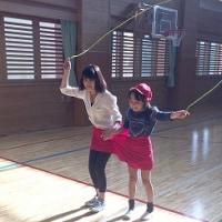10月12日(火) 親子レク(4年生)が行われました。