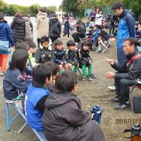 FC大島招待(4年)1日目 11月23日(祭日)