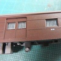 じつは1年がかりの保護棒塗り KATO#520マニ60形の色差し