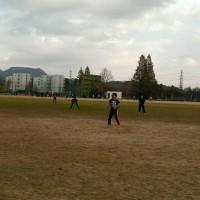 研究室対抗ソフトボール大会