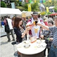 津山恒例「地ビール祭り」盛況