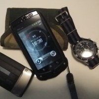 G'z Oneもスマートフォンになりました