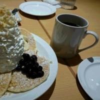 横浜散歩とパンケーキ