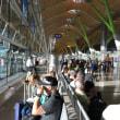 6月29日 木曜日 サンティアゴ空港からヘルシンキ空港へのフライト