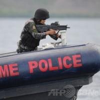 中国密漁へのフィリピンの対応