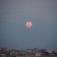 月のある風景@2017/03/12 。。。