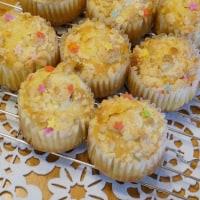 焼き芋のカップケーキ