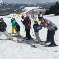 家族スキー ~車山高原スキー場~