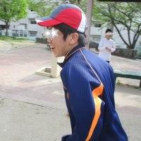 走りまくって、投げまくって、元気いっぱい (^ ^)v