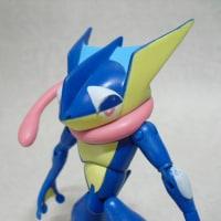 バトルアクションフィギュア ゲッコウガ