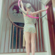 🌟フラフープの効果 I started hula hoop for two days ago