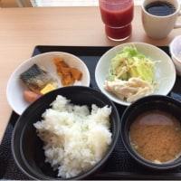 みんな大好き ホテルの無料朝食 (´▽`)