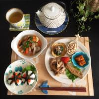 【石木文】さんの器を使った食卓(3)