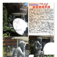 散策 「東京中心部南 237」 数寄屋橋界隈