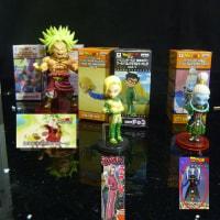 ドラゴンボール超 宇宙サバイバル編 キャラ色々コレクタブルで改修中!!