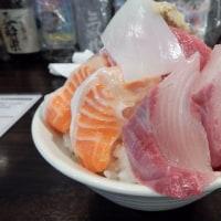 メガ盛り海鮮丼 食べてみる?