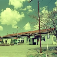 1985年 函館本線 渡島大野駅