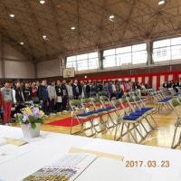 第36回丹後小学校卒業式