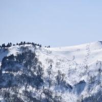 春スキー2日目