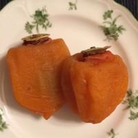 あんぽ柿 ねっちりむっちり柔らかジューシーとぅるんっ!干し柿より乾燥していない分なんとも美味です!JAふくしま