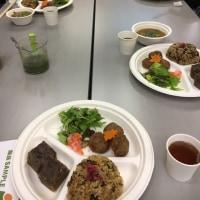 秋たけなわ簡単正食料理教室 玄米酵素