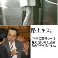 秋篠宮ご夫妻への非礼発言をした民主党の売国中井