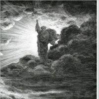 谷口江里也編著ギュスターヴ・ドレ画『旧約聖書の世界』天地創造に神を描いたドレ初版画は後版では神を削除