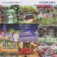 120万本満開! バラ祭・ハウステンボス ~2017九州バラ園巡り~ その1