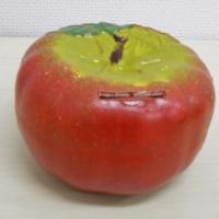にしざわ貯金箱かん つれづれ雑記(古いトマトの貯金箱)