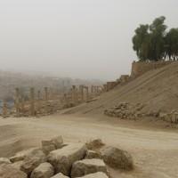 ジェラシュ遺跡⑦