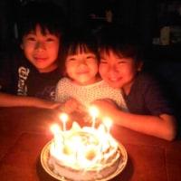 次女の誕生日