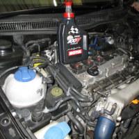 VW GOLF4 GTI クーラント洩れ。その他