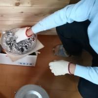 清里便り152 : 海老フライがいっぱい