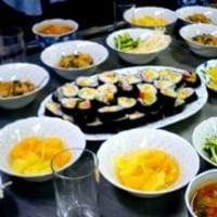 韓国料理教室(5月)