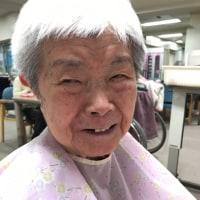 93才の介護ダイアリー、この3ケ月、彼女は毎月1k肥えて40kに回復した、だからボクもダンディでいる!