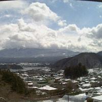 朝方30cm以上降り、高校生登山部員達が雪崩で遭難事故