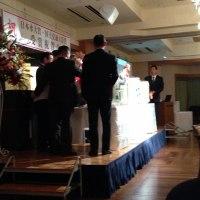 第18回日本水大賞受賞祝賀会