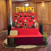 帝国ホテル東京の雛飾り☆