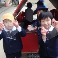 おれんじ 5歳児 氷・発表会練習