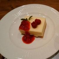 [『奪い愛、冬』とゴマゾウとチーズケーキ]