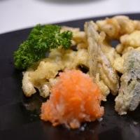 美味しいけど、体に悪そうな天ぷらを
