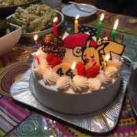 師匠の誕生日