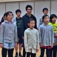 11/29 歌とダンス!