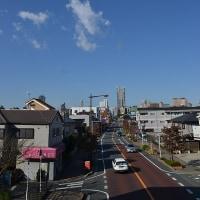 10月27日、午前8時~9時過ぎの空模様