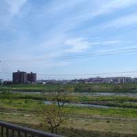 二子玉川に戻ってきました