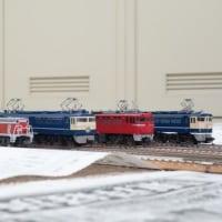 Nゲージ(昭和時代の機関車群)