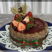 2016 今年のクリスマスケーキ
