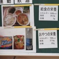 給食センター・栄養教諭を招いての食に関する指導