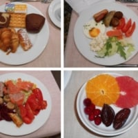 バルト三国旅行記(36)朝食<2016/07/08分>