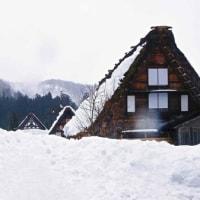 雪の五箇山・白川郷・高山を訪ねて  その2 ~白川郷・高山~